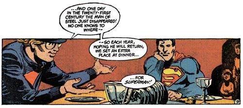 Superman #400, Elliot S! Maggin & Klaus Janson