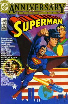 Superman #400