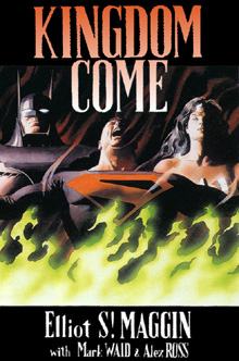 The Kingdom Come novel
