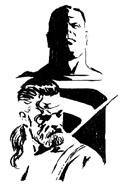 Alex Ross Superman sketches