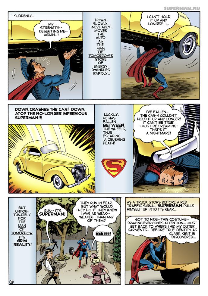 K-Metal from Krypton - Page 10: Grim Reality! [Criado & Foley]