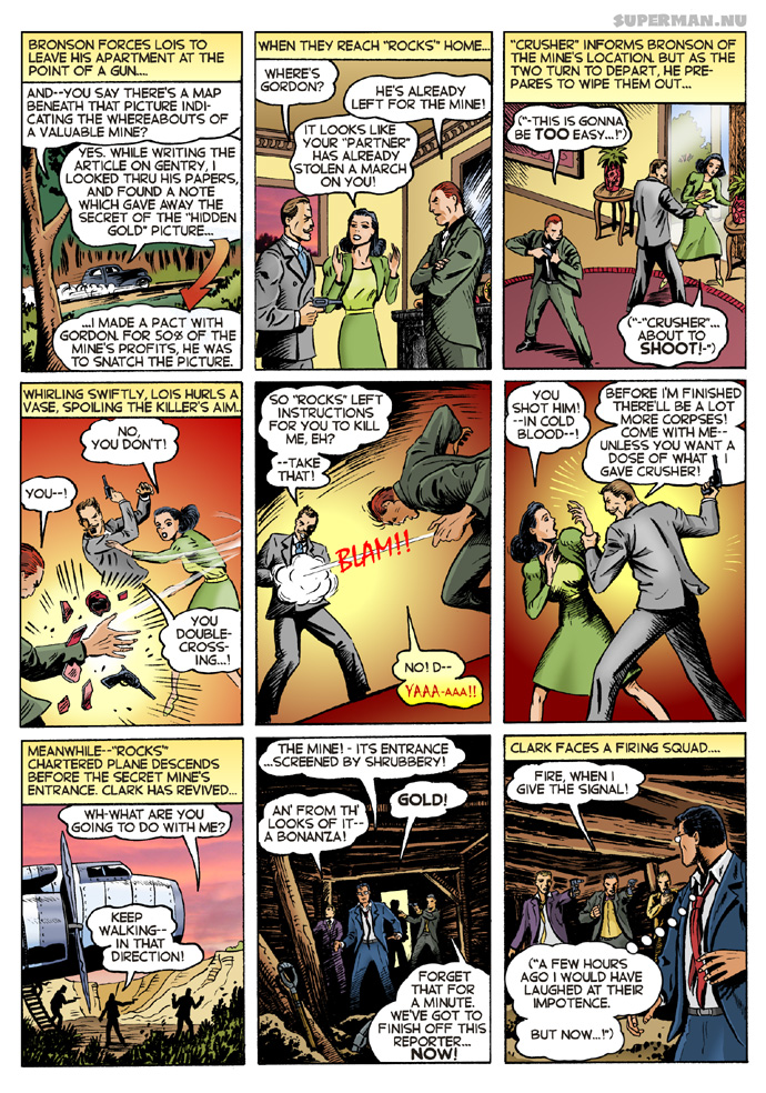 K-Metal from Krypton - Page 18: Firing Squad! [Foley]
