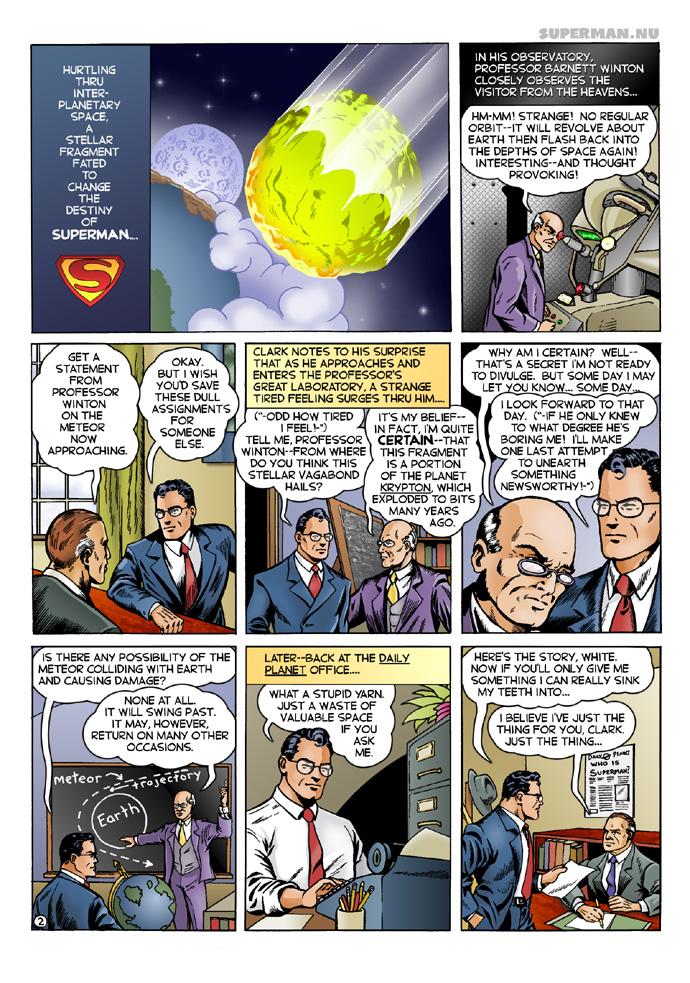 K-Metal from Krypton - Page 2: The Arrival [Criado & Rivard]