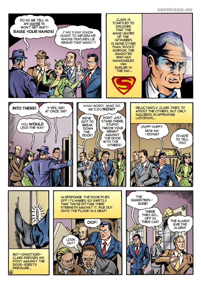 K-Metal from Krypton - Page 6: Behind the Mask [Criado & Rivard]