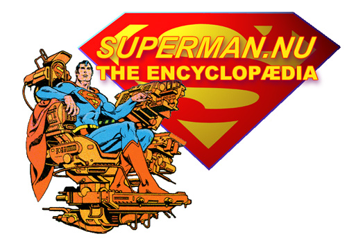 The ENCYCLOPAEDIA of SUPERMAN!