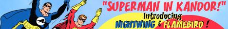 Superman in KANDOR!